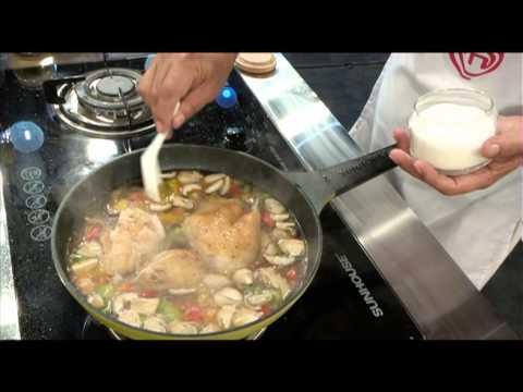 [ĐHCMC – Tập 27] Cách làm: Món gà sốt nấm – Quang Huy