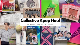 Download Collective Kpop Haul (Packages from July & August) ♡