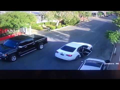 Circula video de ataque a agente estatal