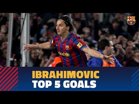 zlatan-ibrahimovic's-top-5-goals-with-barça