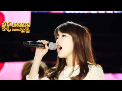 [FANCAM] 110416 IU - Good Day (좋은날)@Love Sharing & Hope Concert