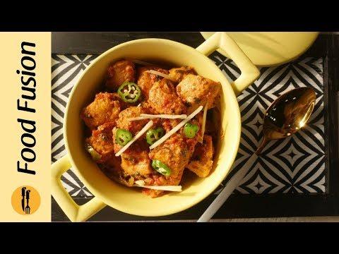 BBQ Chicken karahi Recipe By Food Fusion