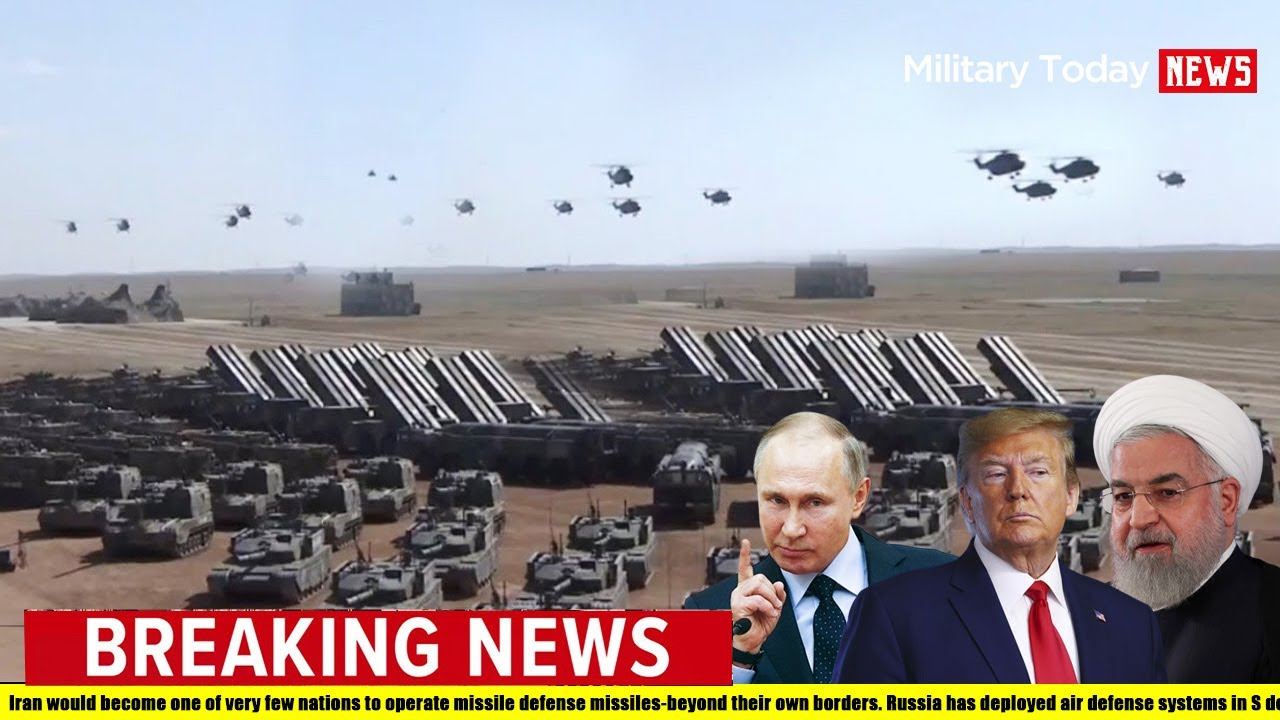 Download lran Join US, Russia, Turkey To Deploy Air Defense Systems Outside Its Borders