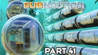 Let's Play Subnautica Deutsch #41 - Längste Basis aller Zeiten !?!