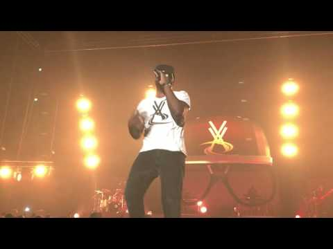 Maitre Gims - Number One - Live Rockhal Luxembourg (22.11.15)