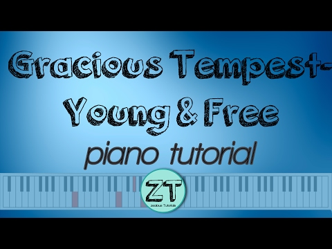 gracious tempest Keyboard chords by Hillsong Young & Free - Worship ...