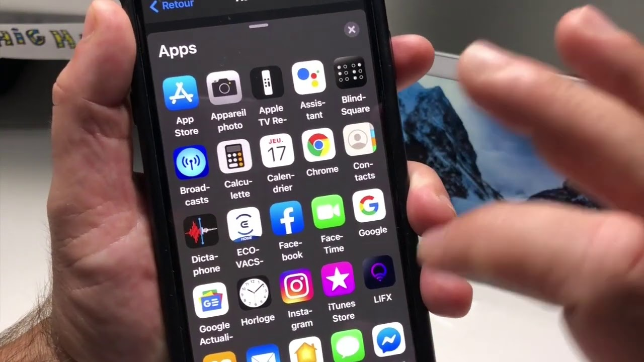 Astuce iOS 14 : comment créer un réveil avec raccourci se réveiller en musique, radio ou podcast