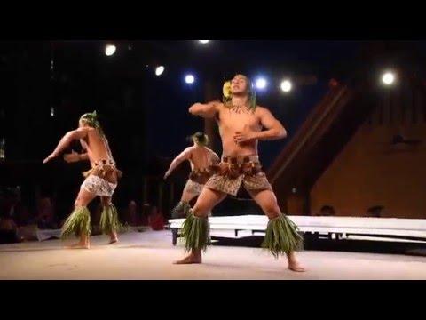Hawaiian Luau - Hilton Waikiki Village 2016