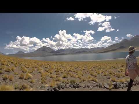 Trip around Chile (Santiago, Valparaiso, Atacama)