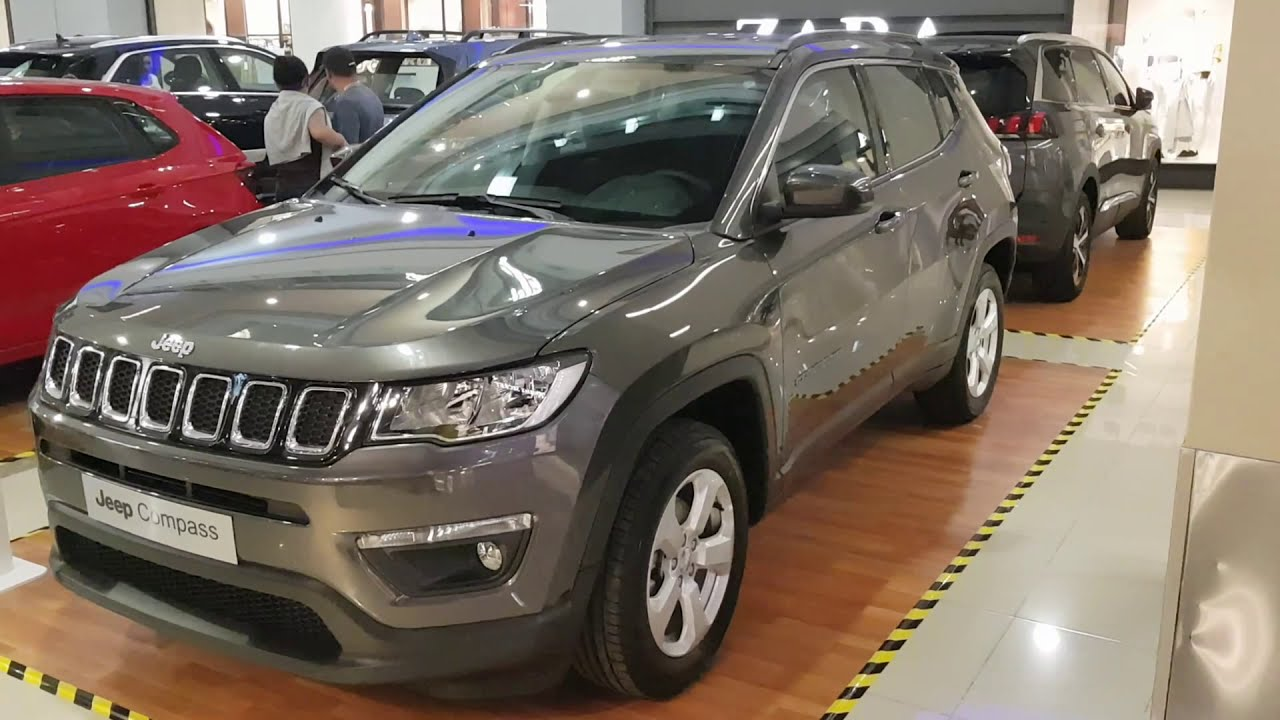Jeep Compass 2020 Youtube