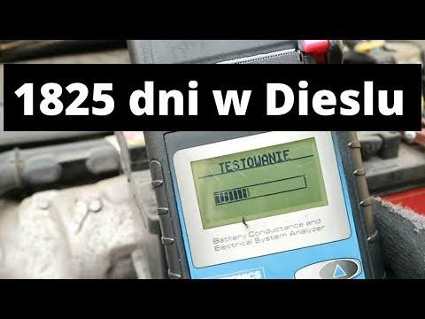 1825 Dni W Dieslu - Akumulator 72Ah Banner PowerBull