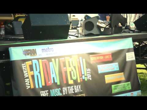 Visit Sarasota County: Friday Fest at the Van Wezel