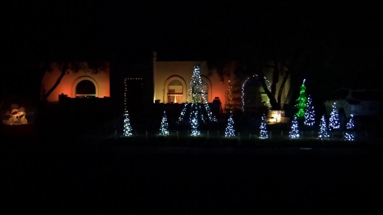 kerstmis licht show wizards - photo #18