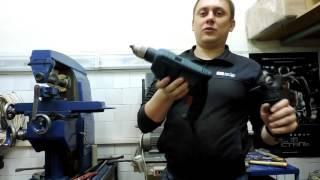 Обзор Дрели и Болгарки Bosch  GSB16RE и  Bosch GWS11-125