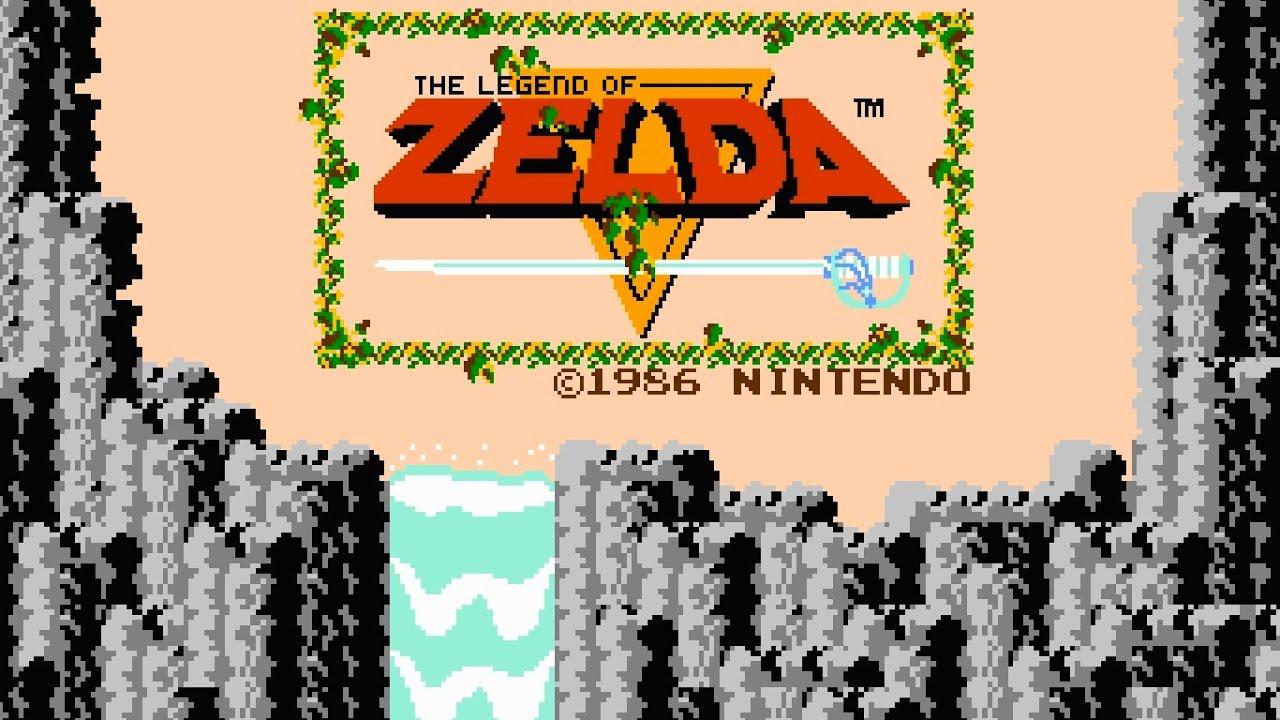 The Legend Of Zelda Nintendo Nes Looking For The Raft Youtube