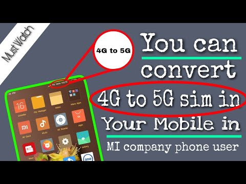 Convert Your 4G Phone to 5G || Proof Added | Rohingya Tube