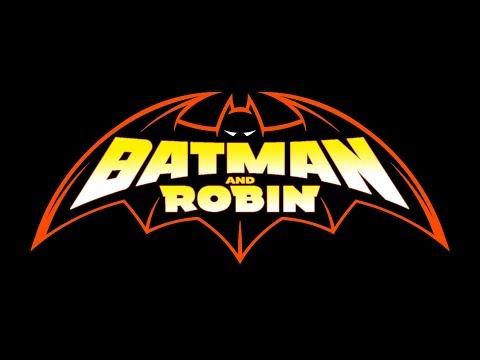 Batman and Robin: Born to Kill The Movie