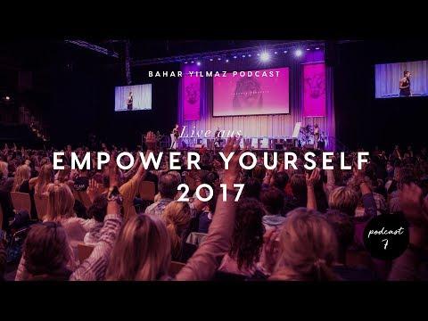 Podcast 7 - Live aus Empower Yourself Unaufhaltsam - Meditation & Vortrag