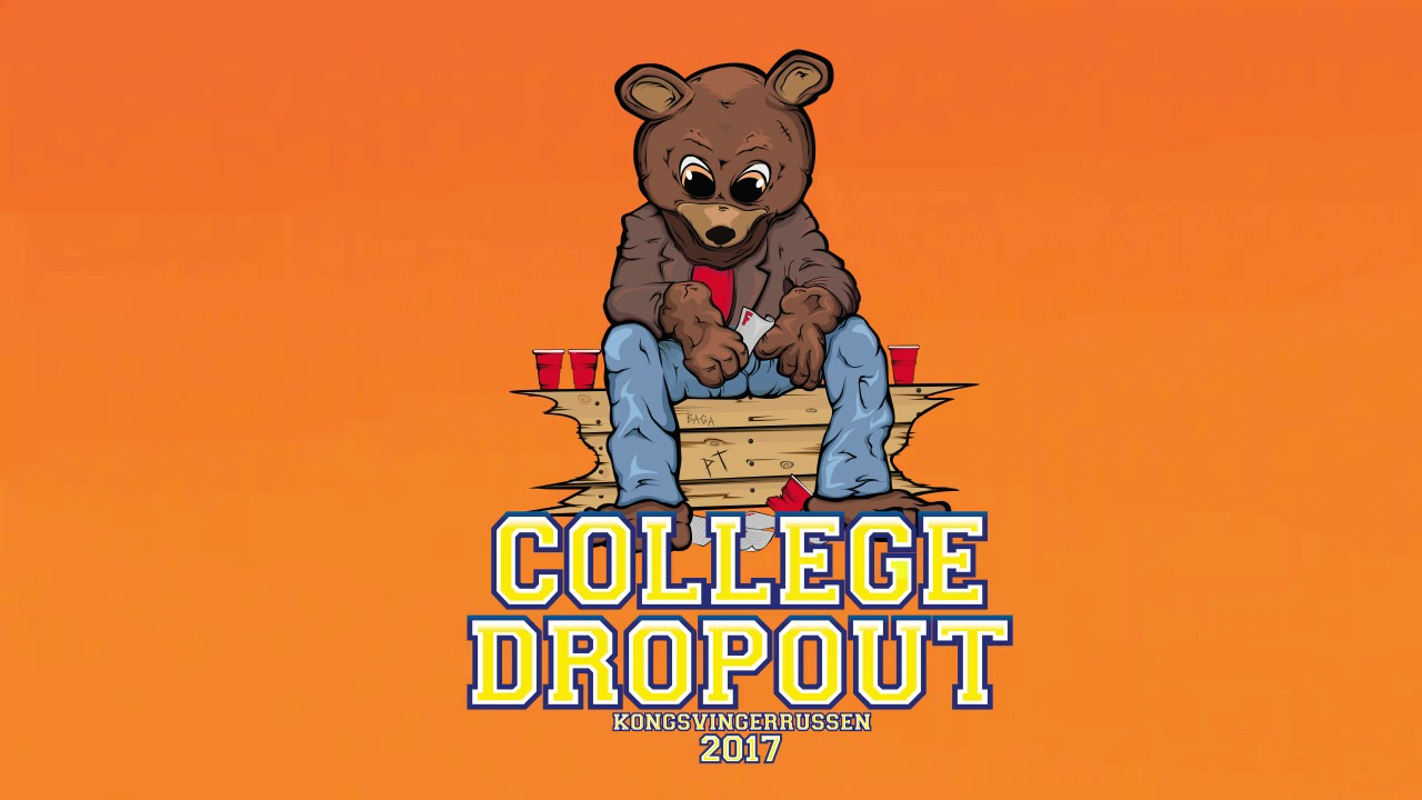 college dropouts At the forefront of reasons for college dropout is the cost—and not just the cost of tuition, but the costs of books, materials, transportation, and housing.
