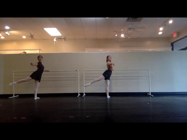 Miss Nancy Ballet V MW 7:15 4/1