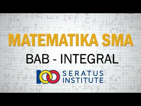 INTEGRAL - Matematika SMA kelas 12
