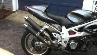 Suzuki TL1000s Exhaust Sound