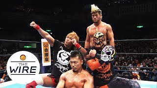 The Wire: LIJ's Highly anticipated new pareja