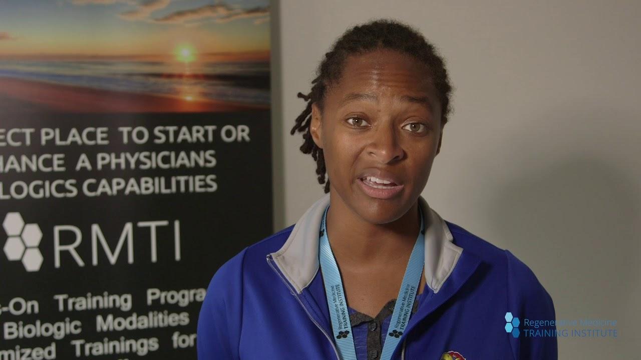 Dr. Joseen Bryant Testimonial at RMTI