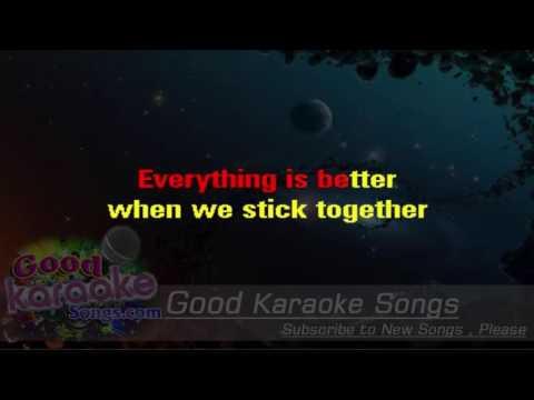 Everything Is Awesome  - Tegan And Sara (Lyrics Karaoke) [ goodkaraokesongs.com ]