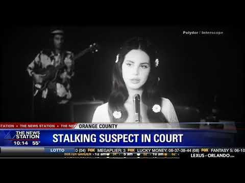 Lana Del Rey Stalking Suspect in Court