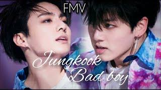 Jeon Jungkook/Bad boy FMV