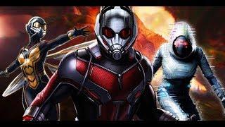 Человек-муравей и Оса 2018 - Мнение! Что посмотреть? Какой фильм глянуть? #КИНОВЗОР