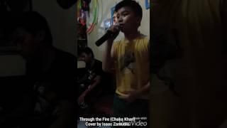 Through the Fire (Chaka Khan) Cover by Isaac Zamudio