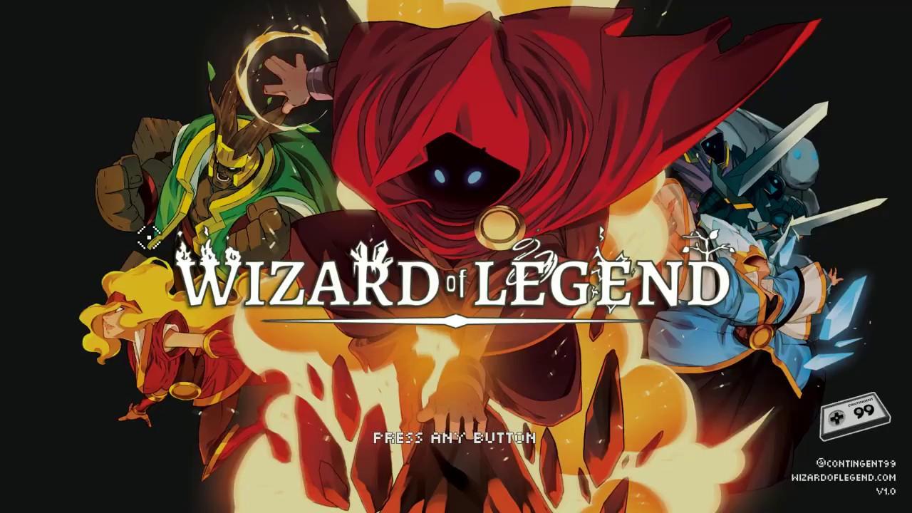 Wizard Of Legend Synergybuild Examples Youtube