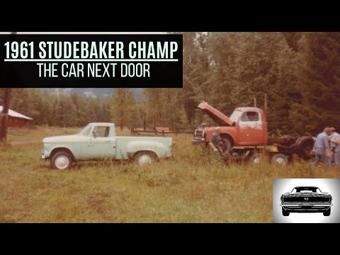What you didn't know about the Classic Studebaker Champ.