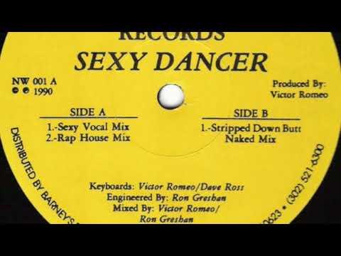 Pleasure Inc. Featuring Diva & Lynett P. - Sexy Dancer (Sexy Vocal Mix)