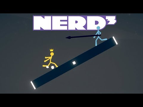 Nerd³ and Matt Play Every Early Flash Animation - Stick Fight: The Game - 23 Jan 2018