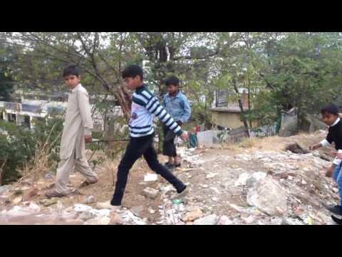 life of Slums in Islamabad by Waqas Yaqoob AIOU