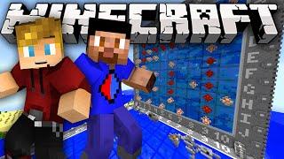 Minecraft 1.8 Battleships Mini-Game! (Minecraft Battleships Board Game) w/ Lachlan & Vikkstar123