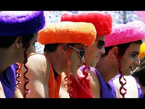 gay pride parade jerusalem 2008