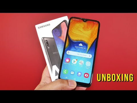 Samsung Galaxy A20e - Best Budget Android Phone? (Unboxing & First Impressions)