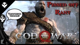 God of War (4) Rant! Disappointing!