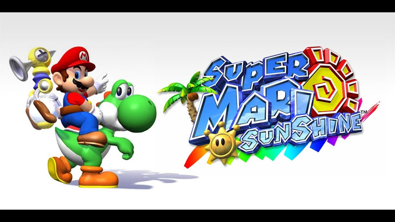 Super Mario Sunshine/Galaxy Note 9/ Dolphin 5 0-8783