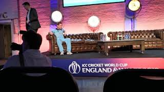 10 captains arrived and setting together before CWC2019 cricket war