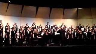 COS Concert Choir - Hallelujah, Amen