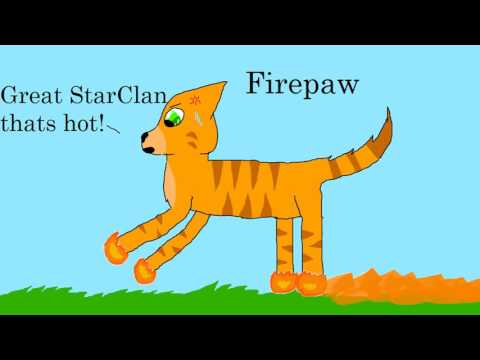 Warrior Cat Names Taken Seriously *Remake*