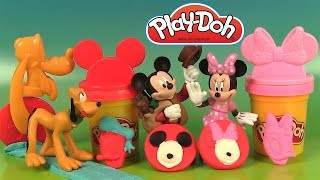 Play Doh Mickey Mouse & Friends Tools Set Outils de Mickey et ses Amis Pâte à modeler streaming