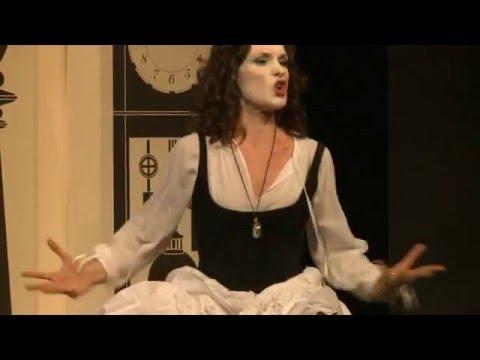 "L'heure espagnole, ""Oh, la pitoyable aventure!"" M. Ravel Natalia Kawalek - Concepcion"