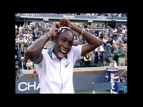 My First US Open: Venus Williams