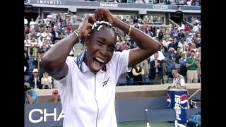 My First US Open: Venus Williams